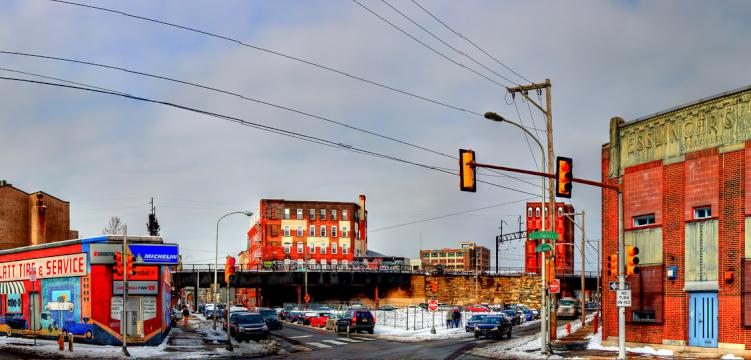 10th and Ridge and Callowhill | Bob Bruhin, EOTS Flickr Group