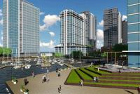 2016 rendering of K4 development 'Liberty on the River' | Barton Partners