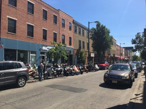 2018 commercial property tax assessments for East Passyunk Avenue have risen an average of 65 percent. | Jared Brey for PlanPhilly