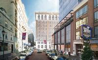 702 Sansom rendering, from NE | January 2018