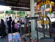 9th Street Market: Tortilleria and Talluto's, and customers of every ethnicity | Domenic Vitiello