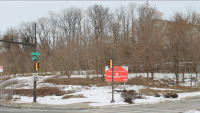 A 96-unit apartment building is coming to this plot of land. (Matt Grady/for NewsWorks, file)