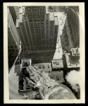 Aerial photograph from William Penn statue atop City Hall | Historical Society of Pennsylvania, Philadelphia Record Photograph Morgue