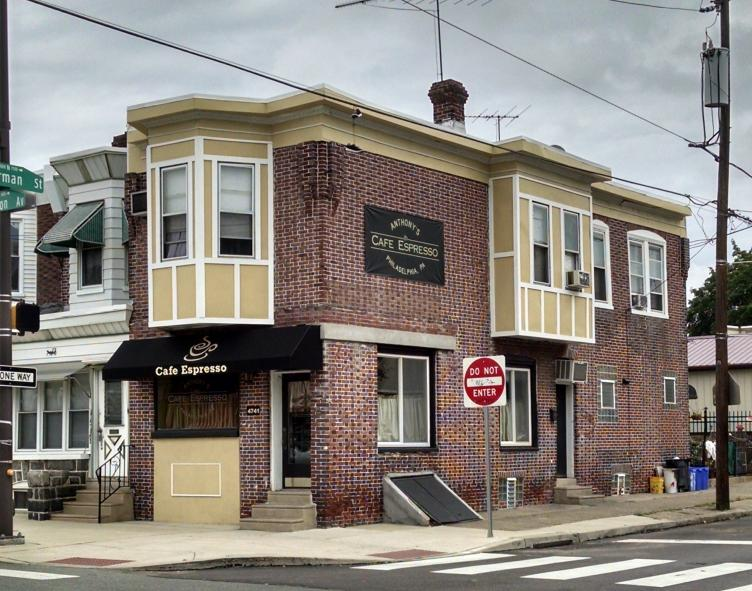 AFTER: Anthonys Cafe Espresso, Torresdale Avenue