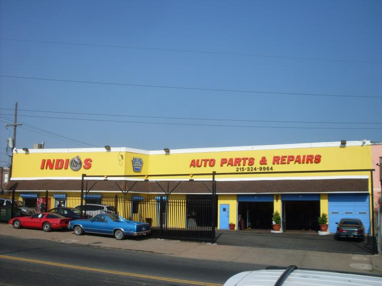 AFTER: Indio's Auto Center, North 5th Street