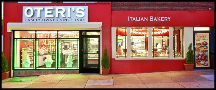 AFTER: Oteri's Italian Bakery, North 5th Street