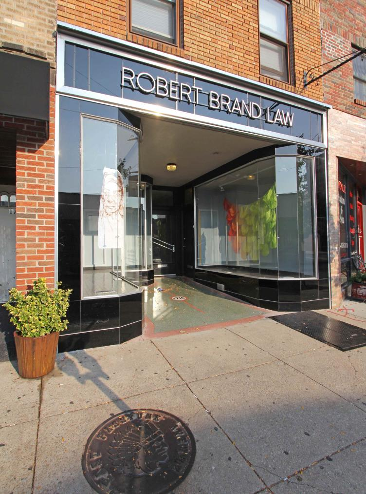 AFTER: Robert Brand Associates, Passyunk Avenue