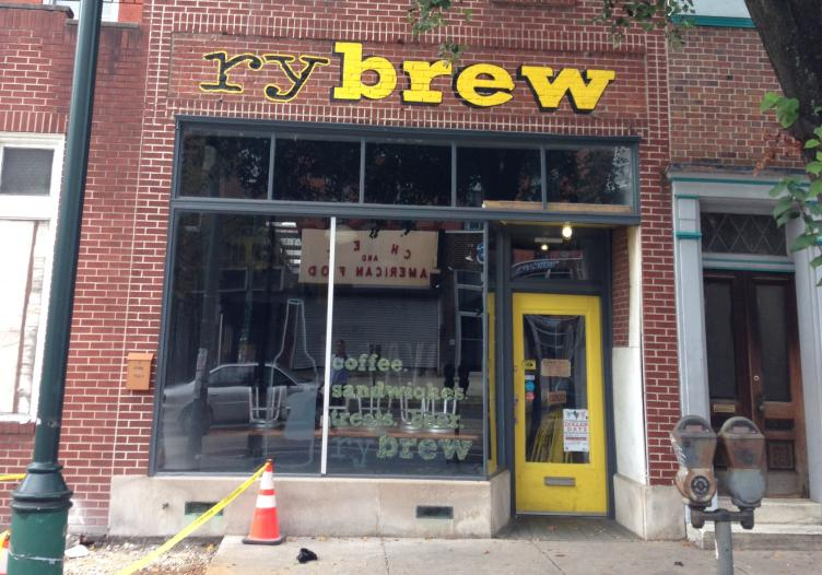 AFTER: Rybrew, Girard Avenue