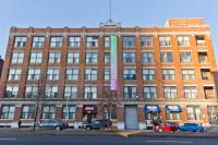 Arts & Crafts Holding advertises 1217 Spring Garden Street as