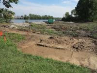 Bartram's Garden wetland expansion