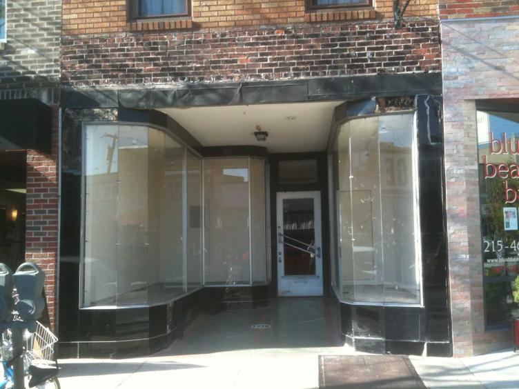 BEFORE: Robert Brand Associates, Passyunk Avenue