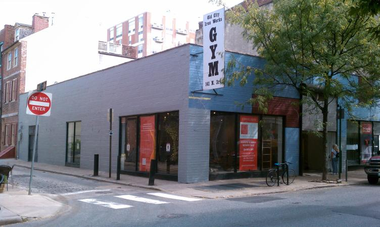 BEFORE: The Center for Art in Wood, North 3rd Street