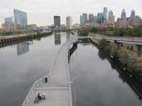 Boardwalk on the Schuylkill