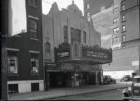 Boyd Theatre, 1935 | photographed by Alonzo Biggard, Public Works | phillyhistory.org