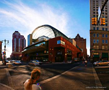 Kimmel Center at South Broad and Spruce | © Bob Bruhin