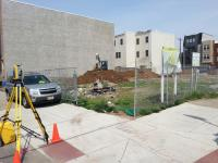 Carpenter Green geotechnical work and site survey, May 2014 | via SOSNA
