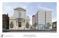 Cascia Center rendering