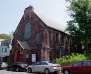 Christ Methodist Episcopal Church / Mt. Pleasant Primitive Baptist | Amy Lambert