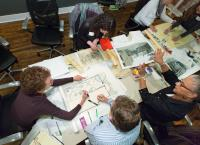 Community Design Collaborative charrette | Mark Garvin for the Community Design Collaborative