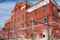 Developer MMPartners buys the former Red Bell Brewery in Brewerytown. Credit: Colliers International Philadelphia