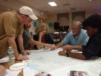 Far Northeast District Planning meeting, September 2016 | Jake Blumgart, PlanPhilly