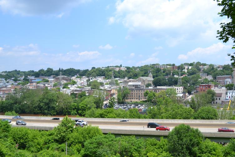 Francis said the expressway disconnects Bala Cynwyd from Manayunk more than the river does