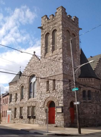 Frankford Avenue Baptist Church | courtesy of Amy Miller