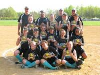 The Philly Flash girls 12 & under team brought home the championship title from the Midway Pony Qualifier Tournament.