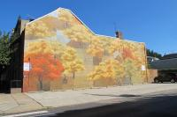 Autumn, by David Guinn (2001) in October 2011.