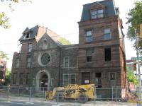 Poor Clare's Monastery as demolition began in September 2011. | Alan Jaffe