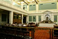 The City Council's chambers.