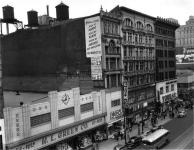 May 26, 1949: 1000 block of Market Street | Parker & Mullikin, Free Library of Philadelphia Print and Picture Collection