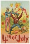 4th of July | NYPL Digital Image ID 1587778