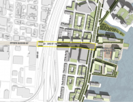 DRWC is seeking designers for the Spring Garden Connector street.