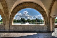 Boathouse View, FDR Park | Rob Lybeck, Eyes on the Street Flickr group
