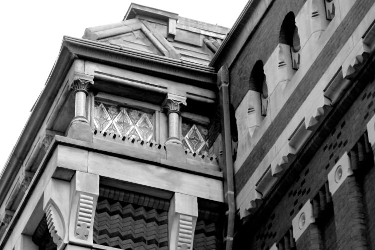 Learn about the conditions that led to Frank Furness' most incredible masterworks, including the Pennsylvania Academy of the Fine Arts seen here, on Wednesday.