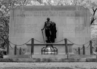 There will be a Veterans Day ceremony at the Tomb of the Unknown Revolutionary War Soldier at 10am.