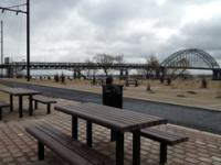 Delaware River City Corporation announces ribbon cutting for Lardner's Point Park