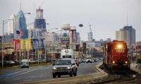 Myriad traffic and development issues in South Philadelphia, Ed Hille photo