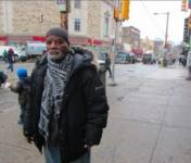 Omar Gray was a street-cleaning mainstay for Germantown Special Services District until funding dried up/Aaron Moselle