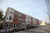 Philadelphia Housing Authority's three and four bedroom Ludlow Home developments located on the 1300 block of Marshall Street.