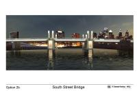 South Street Bridge Option 2b