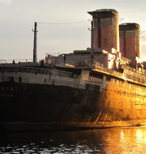 The SS United States: Until the first blows fall