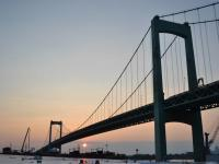 The Walt Whitman Bridge, opened in 1957, is the second oldest of the area's four Delaware River Bridges. Photo courtesy of DRPA