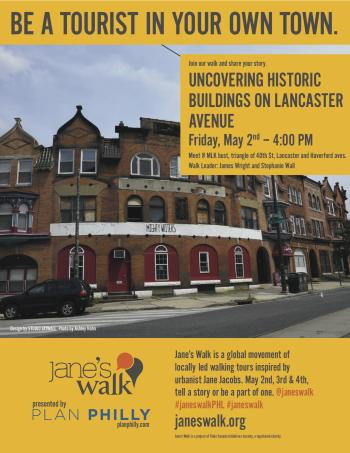 Uncovering Historic Buildings on Lancaster Avenue
