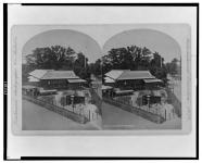 Japanese Bazaar stereograph, Centennial Exposition 1876 | Library of Congress