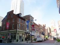 The Preservation Alliance for Greater Philadelphia has fought the proposed demolition of a portion Jeweler's Row by the Toll Brothers