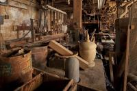 Inside John Grass Wood Turning | Joseph E.B. Elliott, courtesy of Hidden City