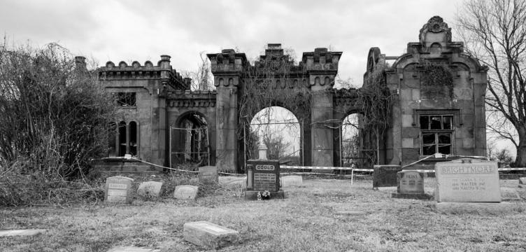 Mount Moriah Gatehouse | Theresa Stigale, EOTS Flickr Group