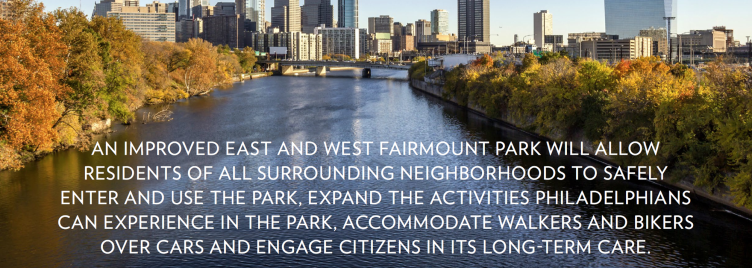 The New Fairmount Park:  Vision